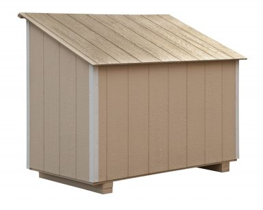 chicken coop accessories DT Beige Feed Bin