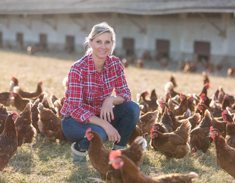 chicken coop size farmer