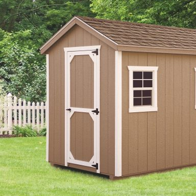 pictures of chicken coops Duratemp® siding