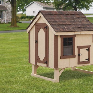 pictures of chicken coops tan
