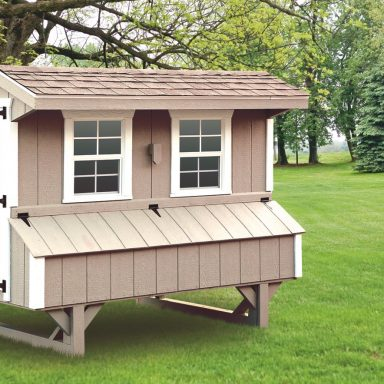 pics of chicken coops Clay Front