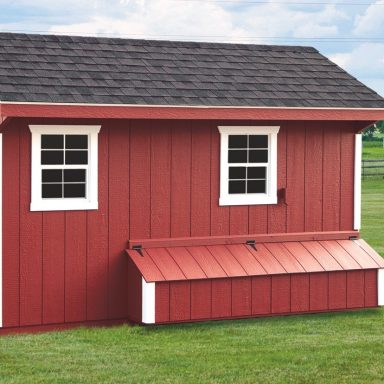pics of chicken coops Red Front