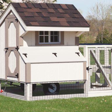 3x4 backyard chicken coops