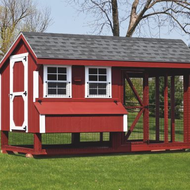 pictures of chicken coops and run 6x12