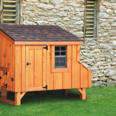 pictures of small chicken coops