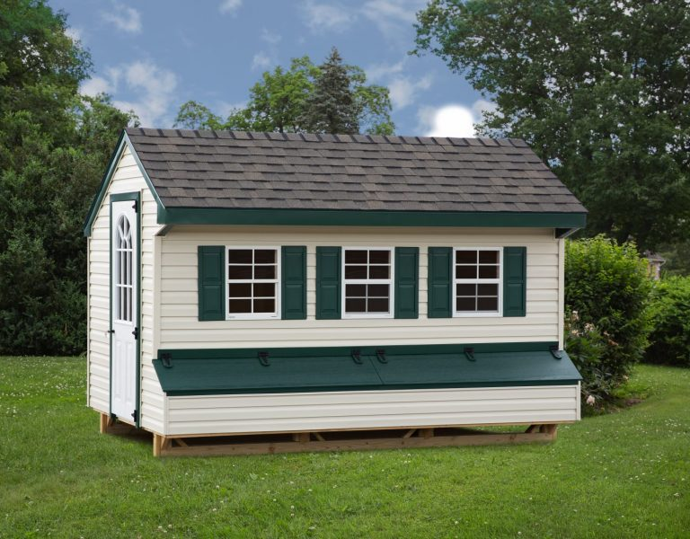 quaker style large chicken coop for sale 1