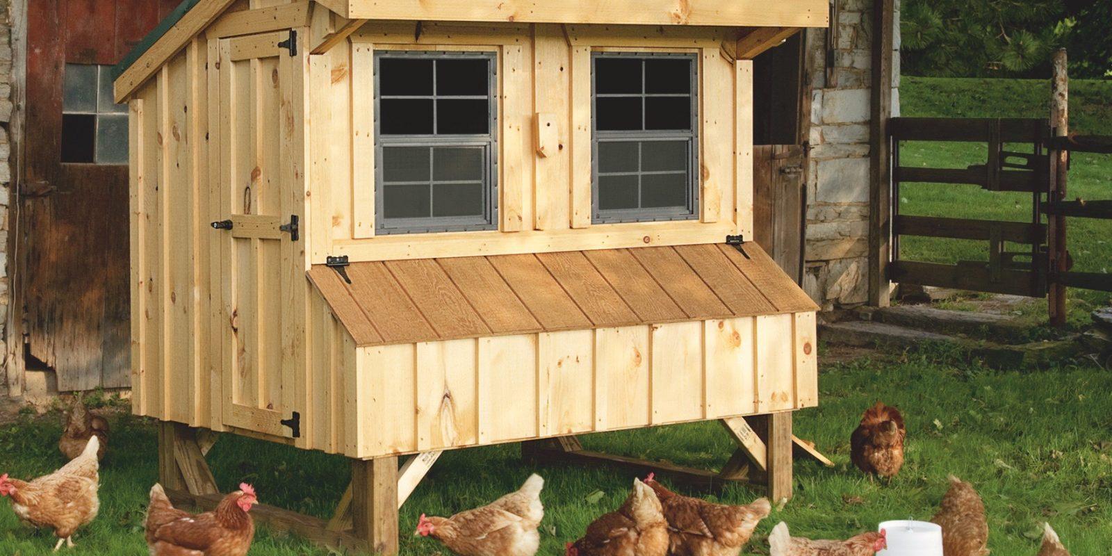 prefab chicken coops Q46