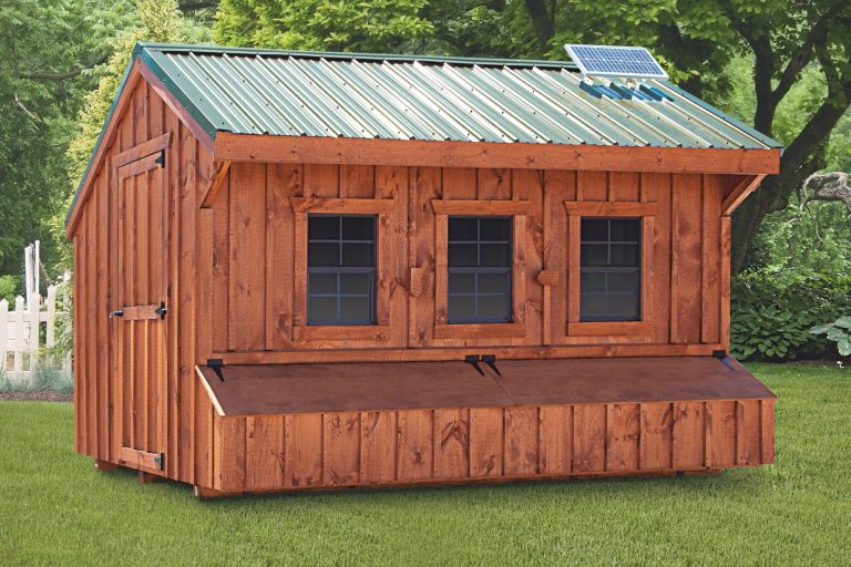 Prefab Chicken Coops Buy A Chicken House For Your Chickens