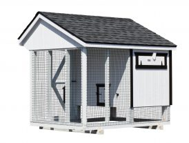 chicken coop and run Q68C D back