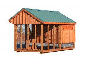 chicken coop and run Q712C BB