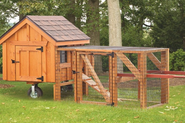 chicken coop tractor 3x3 A Frame Tractor