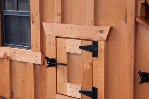 small coops L35 Chicken Door