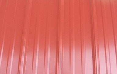 chicken coop accessories Red Metal